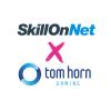 スキルオンネット、トム・ホーン・ゲーミングへの製品提供を開始