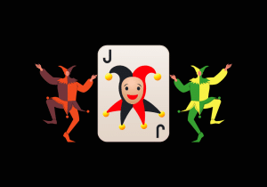 Playing cards joker meaning